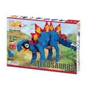 ラキューダイナソーワールドステゴサウルス