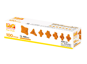 ラキューフリースタイル100オレンジ